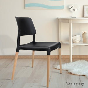 Betty - Stackable Dining Chairs demo picture