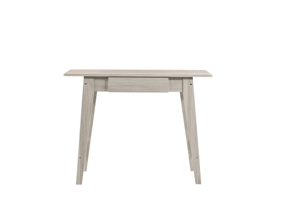 White Oak Console Table