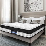 31cm Thick Foam Mattress - Double demo picture