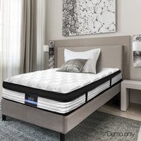 31cm Thick Foam Mattress - Single demo picture