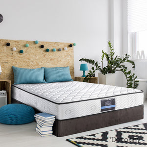 23cm Thick Firm Mattress - Double demo picture