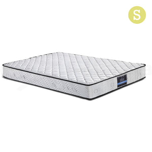 Single Size 23cm Thick Firm Mattress Front