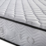 Single Size 23cm Thick Firm Mattress side close up