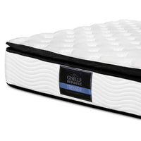 28cm Thick Foam Mattress King Single  front view