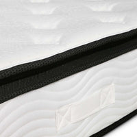 28cm Thick Foam Mattress King Single side