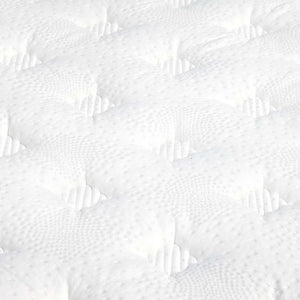 28cm Thick Foam Mattress King Single top view