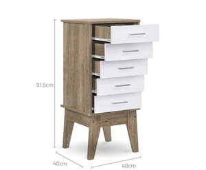 Radley - Slimboy Chest of Draws - HomeSimplicity