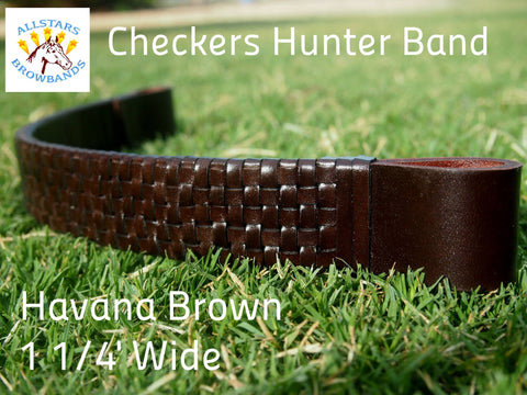 Checker Hunter Band, in stock
