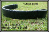 Black Hunter band 1' Wide