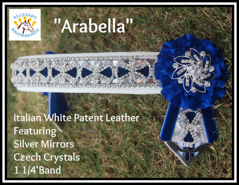Arabella Royal Blue