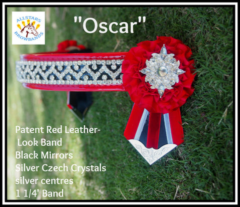Oscar In Stock pony size