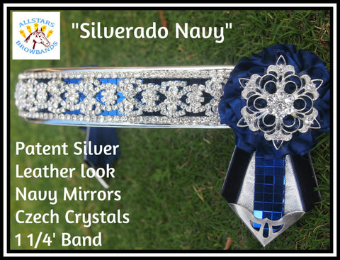 Silverado Navy In Stock Cob Size