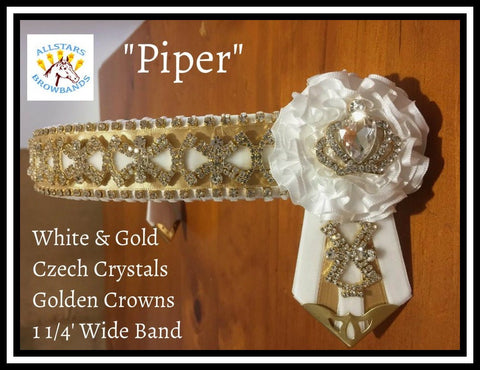 Piper (GOLD) instock full size