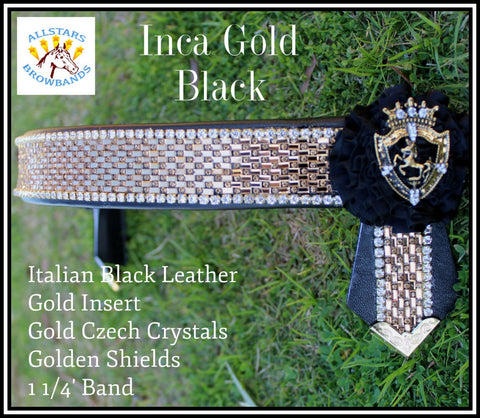 Inca Gold Black
