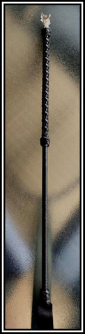 Foxy  Herringbone Braid hunter Cane