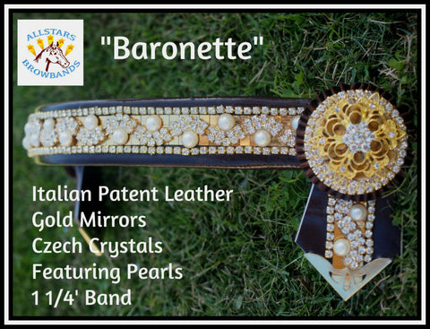 Baronette In Stock