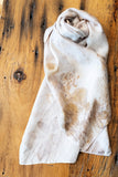 #RR1812 Rose Leaf Scarf