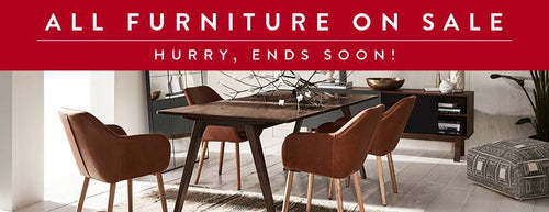 Singapore Furniture Online Sale Hurry