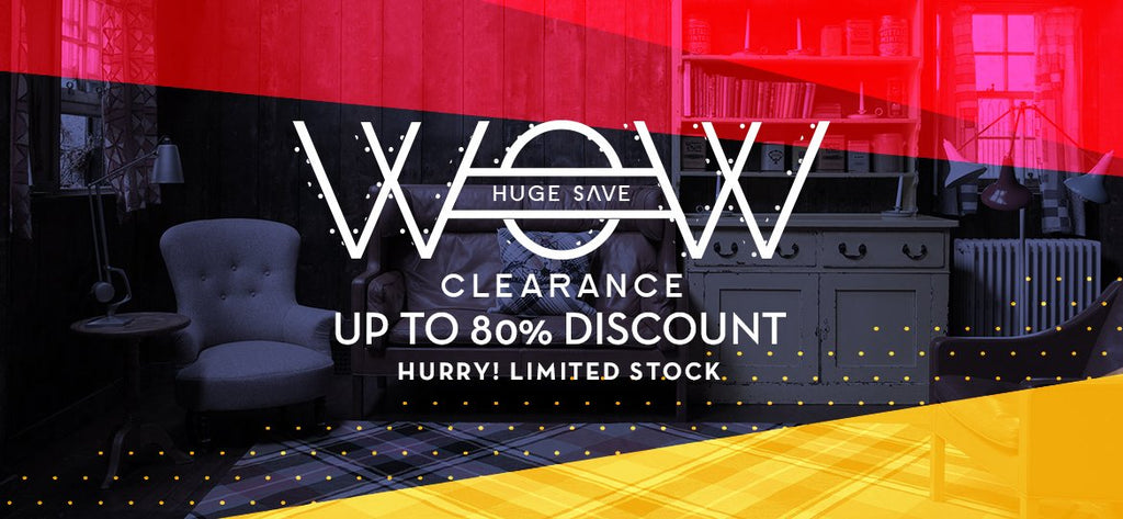 Huge Saving on Clearance Item DIscount Up to 80 Percent
