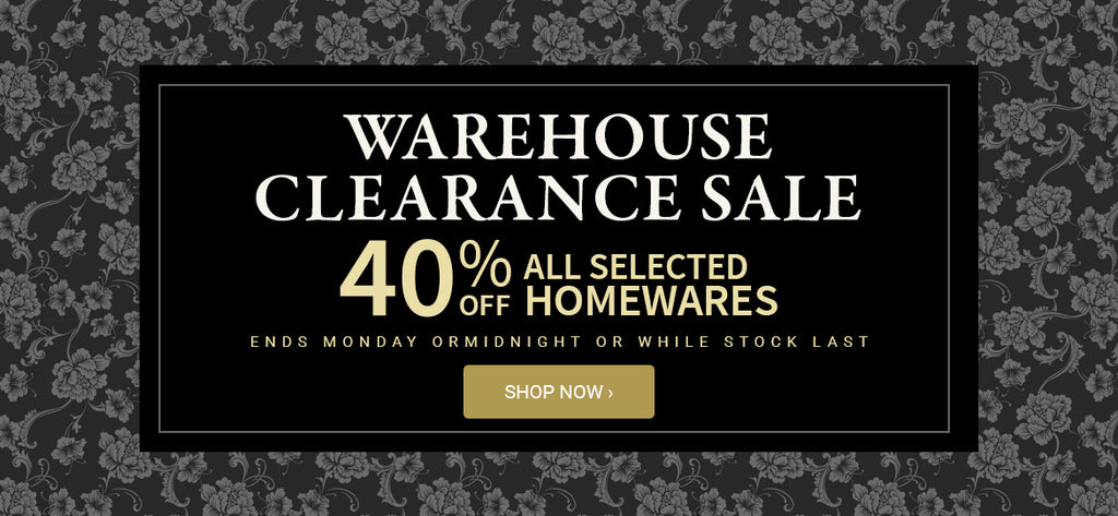 Warehouse Clearance Sale SIngapore Furnishings