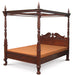Jepara French 4 Poster Bed Queen Size TEK168BS 400 CV