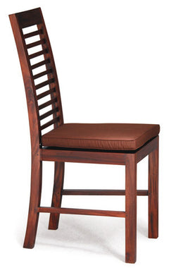 Amsterdam Chairs Special Package 6 Piece CH 000 HSR (Special Dining Package Price) TEK168 CH 000 HSR) ( Chocolate Colour )