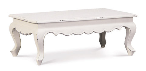 Queen AnnMary French Coffee Table Rectangular Design TEK168CT 000 QA