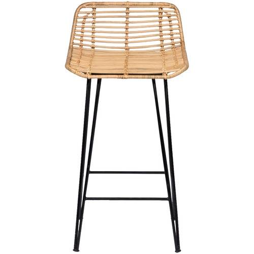 MP - Kimber Rattan Barstool Bar Stool Package Set of 2 Piece TEK168