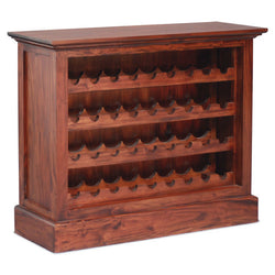 MALIBU Teak  Small Wine Rack TEK168WR-000-SM
