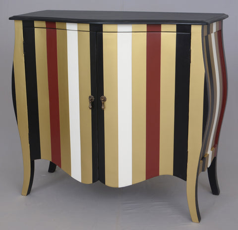 PJS French Sideboard Buffet 2P MURANO 84 X 90 X 43 cm