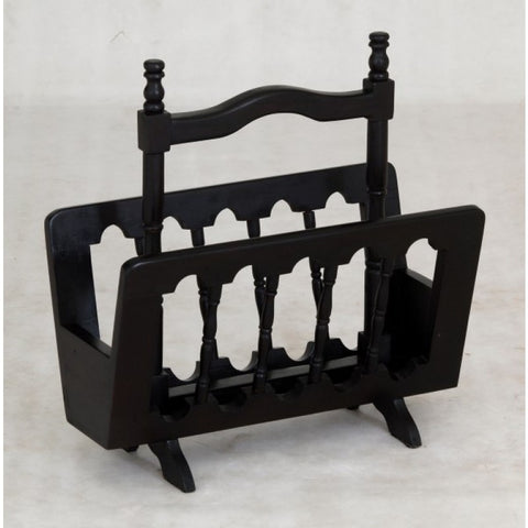 Signature Magazine Rack TEK168WD 002 MGR ( Chocolate Colour )