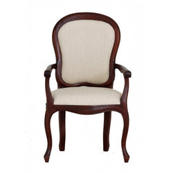 01 Member Special - Executive Table Chair Writing Desk Chair Arm Chair CH 000 QA AC (M) 02 Dining ( Mahogany Colour )