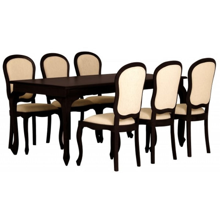 Executive Chair Writing TEk168 CH 56 58 QA AC Dining ( Chocolate Colour )