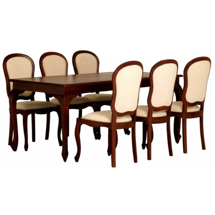 MP - Executive Chair Writing Arm Chair TEK168 CH 56 58 QA AC Dining ( Mahogany Colour )