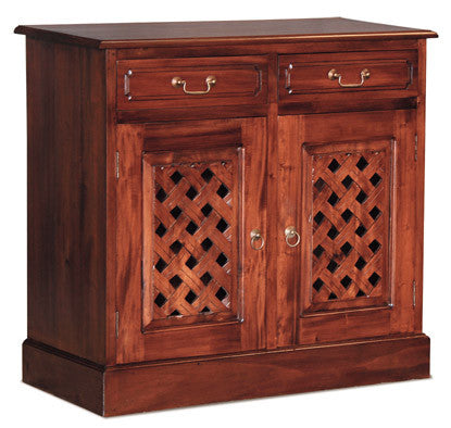 New York Buffet Sideboard with Carvings 2 Door 2 Drawers TEK168SB 202 CV