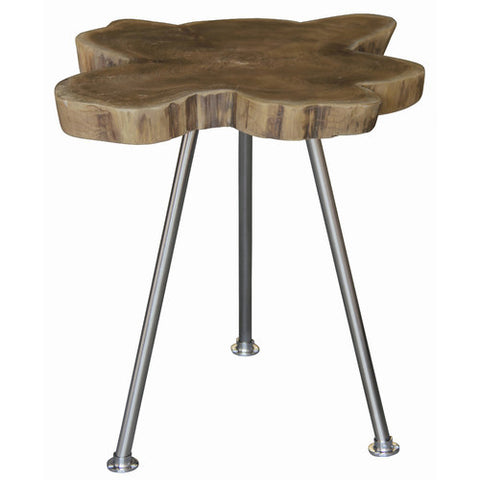 South-Carolina-Recycle+Timber+Lamp+Table+with+Stainless+Steel+Leg
