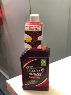 Polish Oil Furni Shine 250 ml