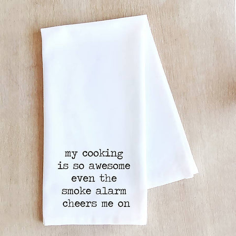 My Cooking - Tea Towel