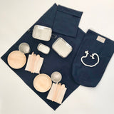 PICNIC FOR TWO / SOLID NAVY