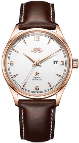 BWF Beijing Watch 70th Anniversary Limited Edition Watch Rosegold