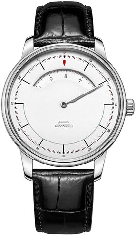 BWF Beijing Watch Architectural BG030021 Watch Silber