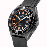 Delma Shell Star Black Tag 500m Watch