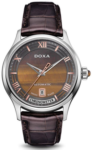 Doxa GrandeMetre Blue Planet Chronometer D198STE