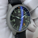 Laco Frankfurt GMT Fliegeruhr Watch