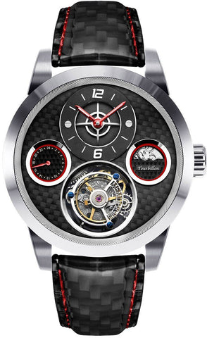Memorigin GT Series Watch Schwarz