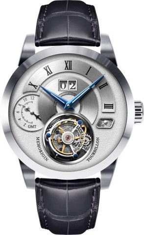Memorigin Grand Series Tourbillon Silver