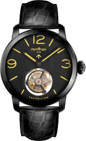 Memorigin Military Series Tourbillon Black 4894379180212