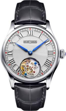 Memorigin Orbit Series Lady Tourbillon Silver