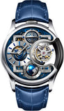 Memorigin Stellar Series Imperial Tourbillon Silver