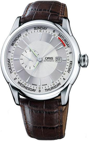 Oris Artelier Small Second Watch Silber
